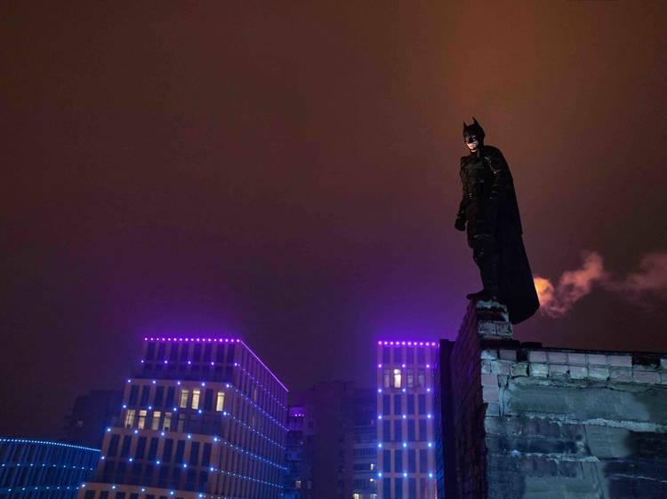 Sobrevolar Gotham City
