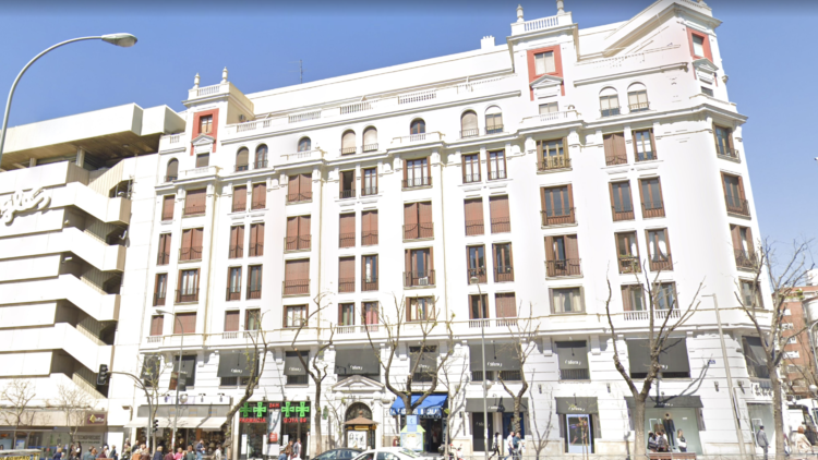 Hotel El Corte Inglés