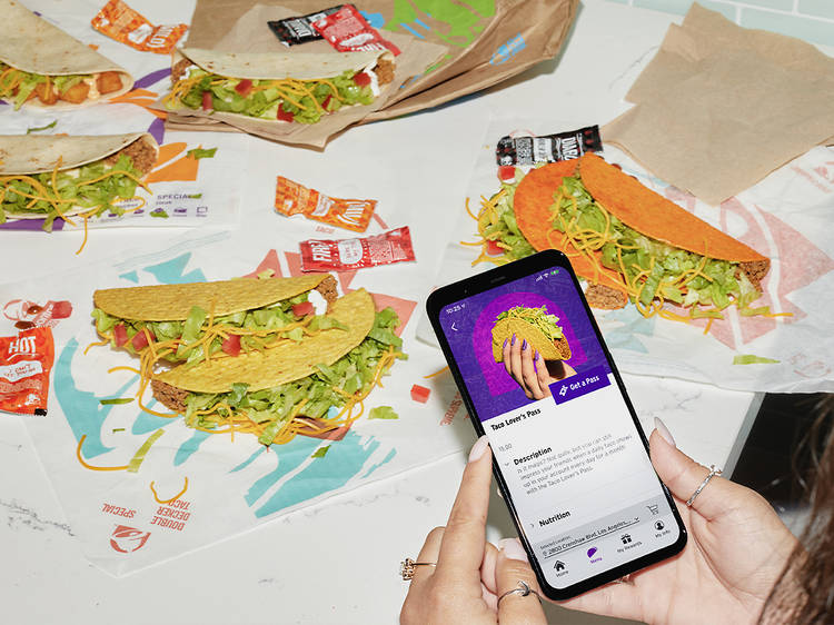Taco Bell is testing a monthly subscription that gives you a taco a day