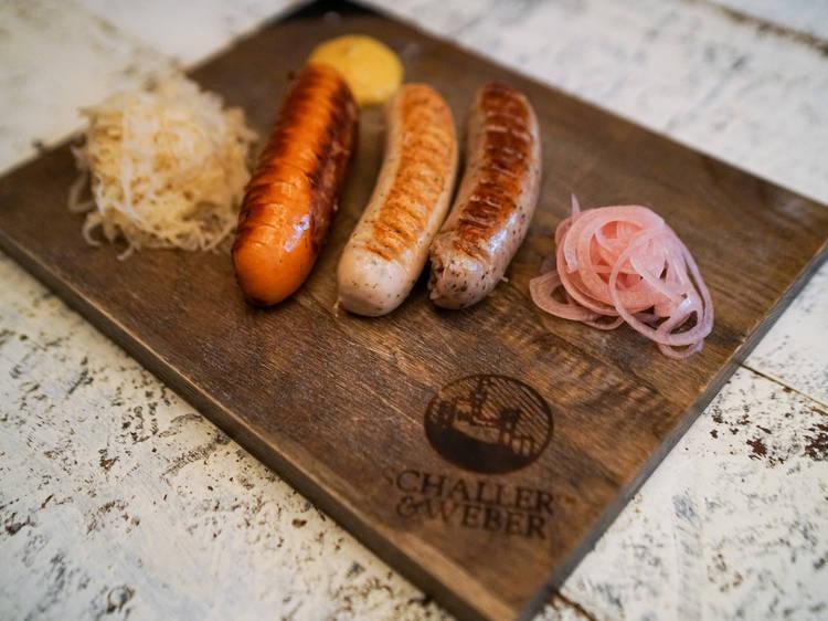 Schaller & Weber's Oktoberfest