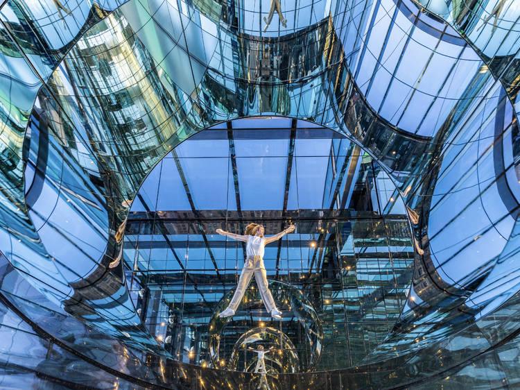 Summit One Vanderbilt is NYC's newest sky-high attraction