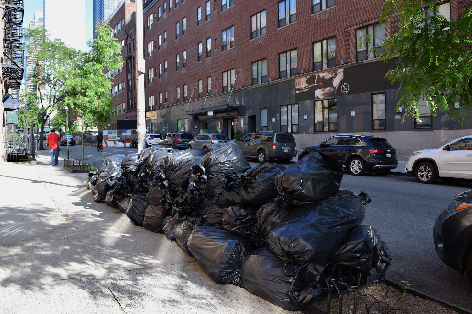 NYC was voted one of the top three dirtiest cities in the world