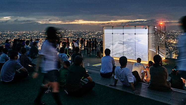 Rooftop 'Live' Theater