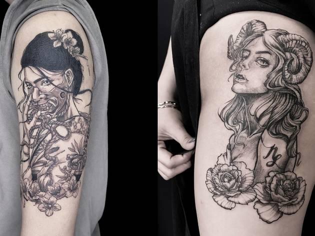 Hong Kong Tattoo Show