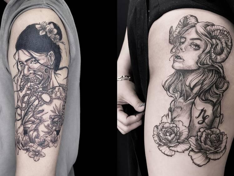Hong Kong Tattoo Show 2021