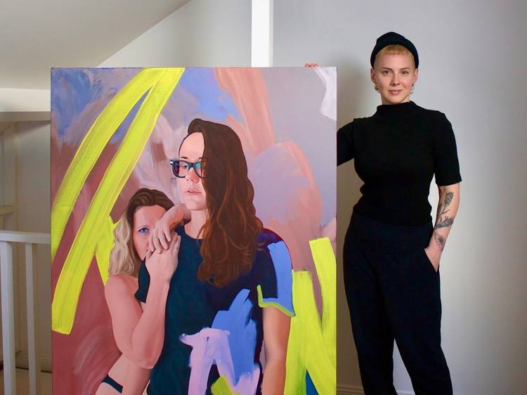 Where to buy art in Melbourne