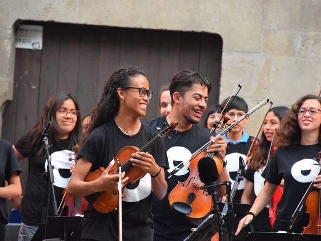 Mercè Música 2021: Vozes + José María Vitier + Maria del Mar Bonet