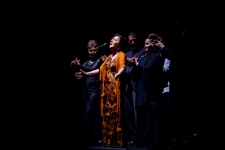 Mercè Música 2021: Aziza Brahim + Mariola Membrives + Carmen Linares