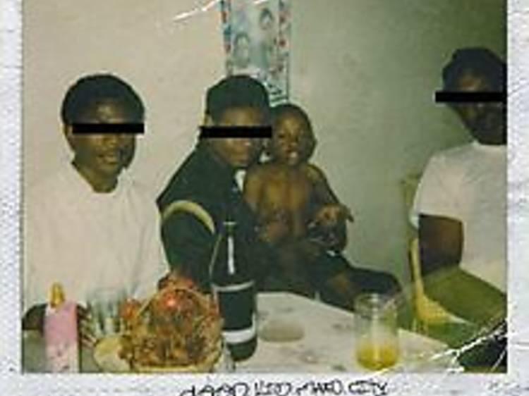 'Money Trees' by Kendrick Lamar