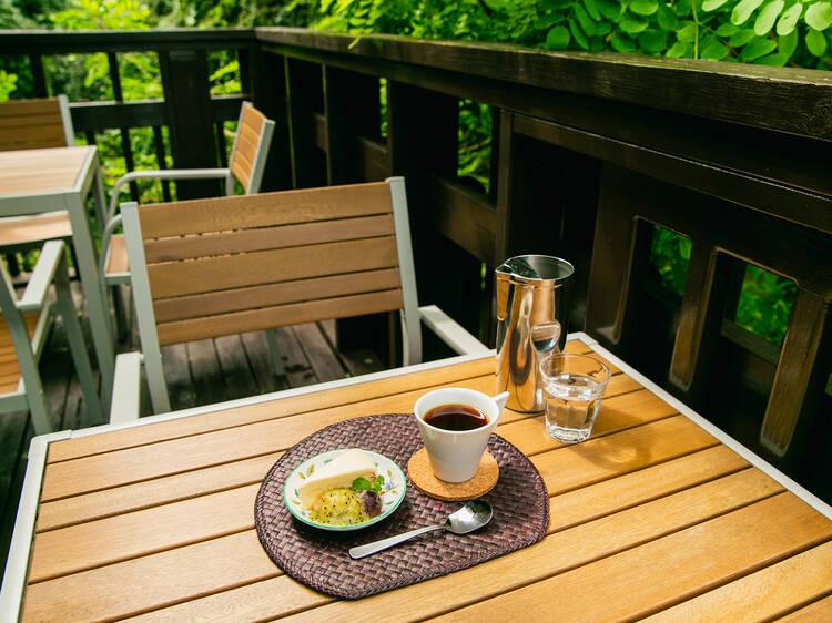 イノサンクカフェ