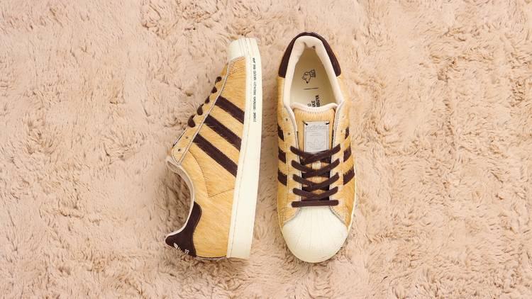 Adidas Atmos Hachiko