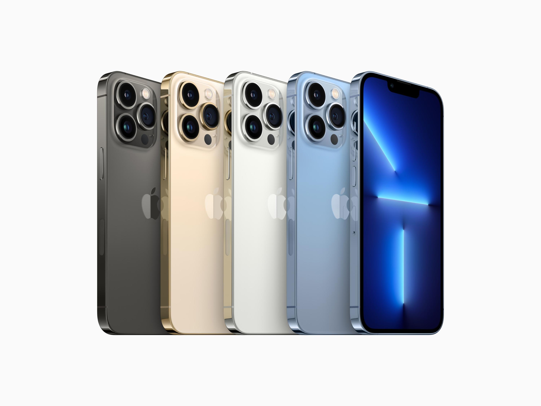 Apple 推出 iPhone 13 Pro 及 iPhone 13 Pro Max 香港9月17日起開始預訂