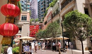 Lee Tung Avenue mid AUTUMN FEST MARKET