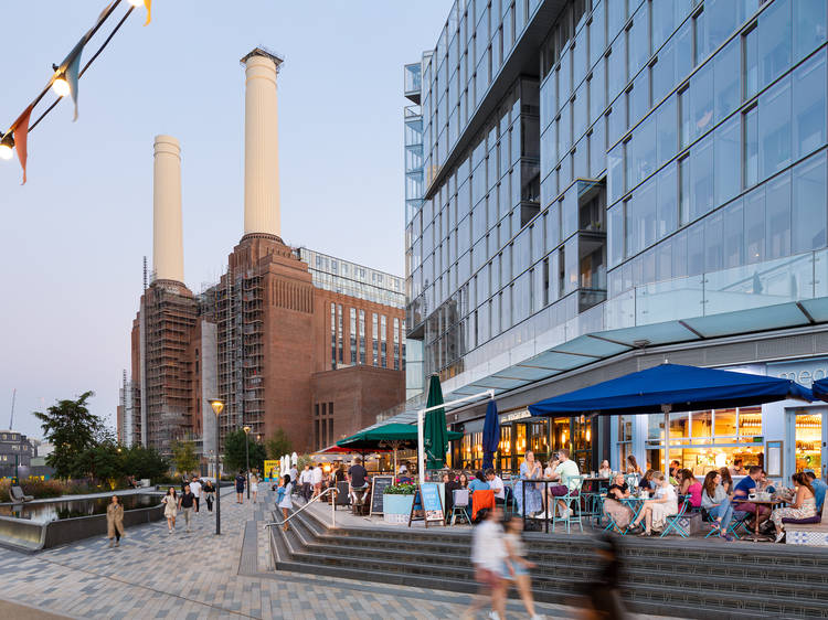 Celebrate Battersea's new tube stations at this street party