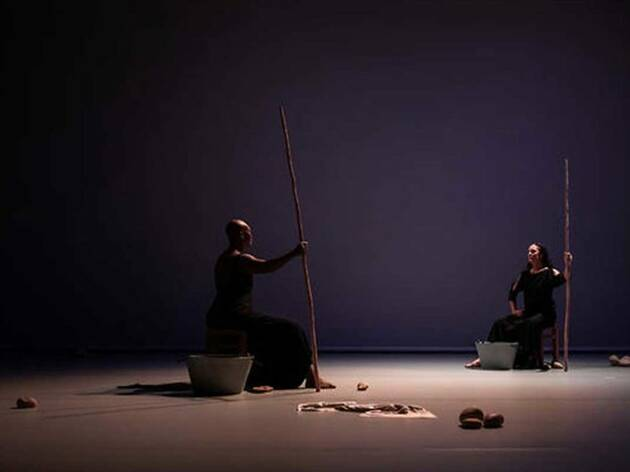 The rite of springs (Teatros del Canal)