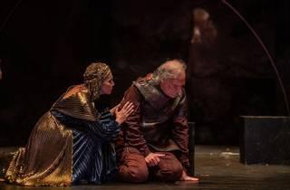 Antonio y Cleopatra (Teatro de la Comedia)