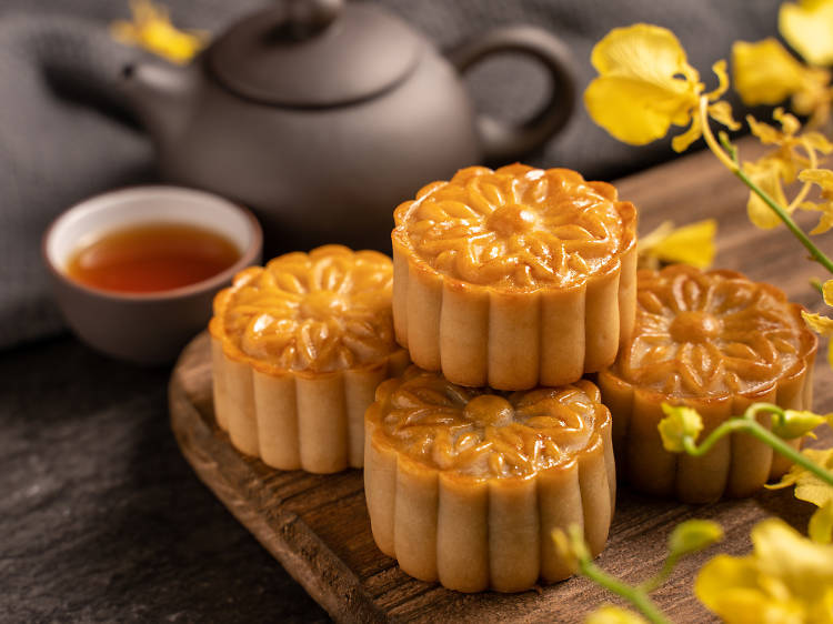 Where to buy mooncakes in Los Angeles