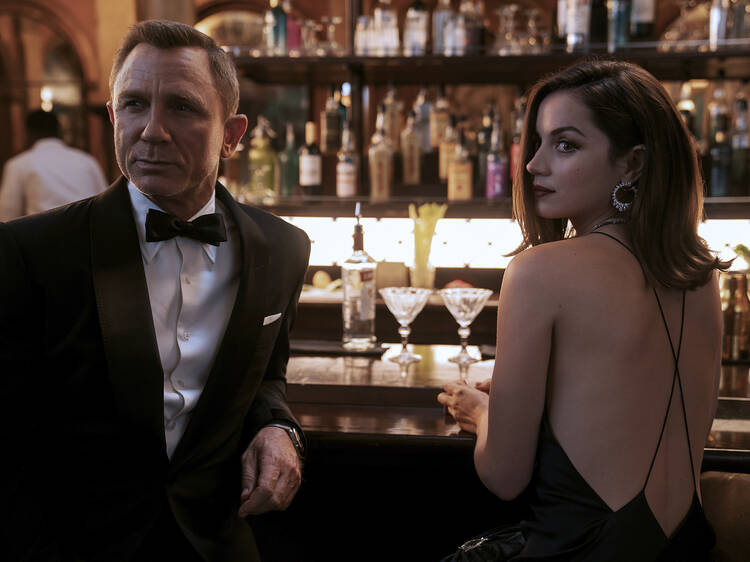 Celebrate the release of 'No Time to Die' at one of these suave Bond events