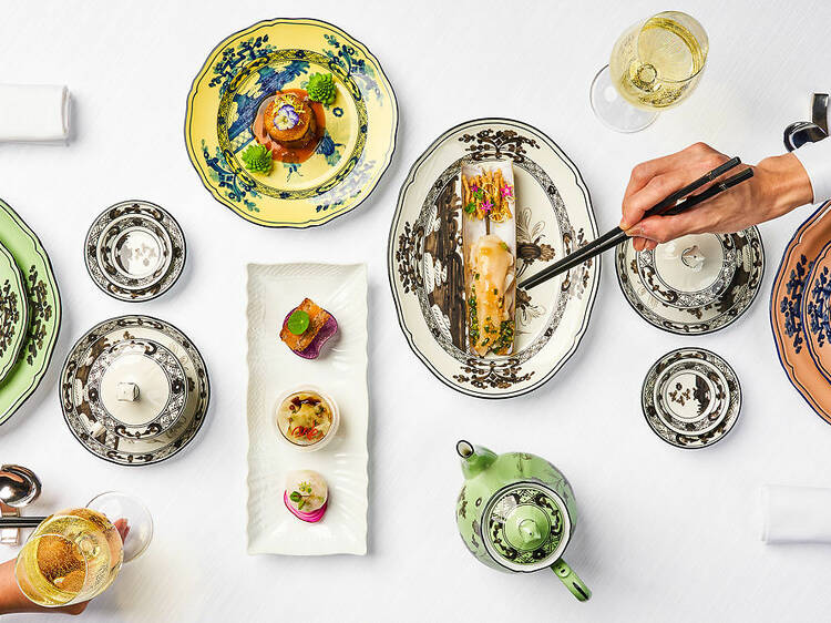 A winning feast: Enjoy meals recommended by Michelin at home with GrabFood
