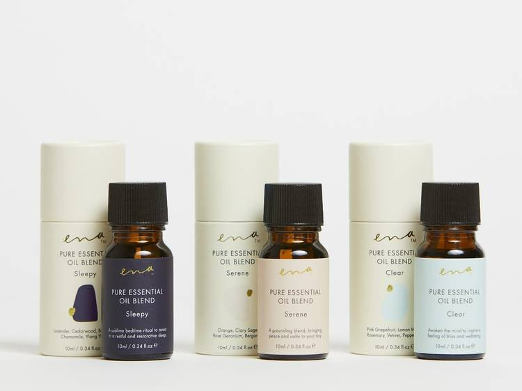 Pamper the skin you're in with natural products