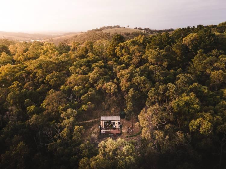Book a future tiny house getaway