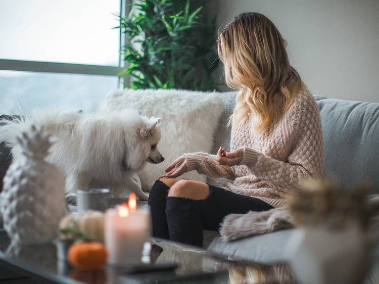 Five ways to take time out for self care this month