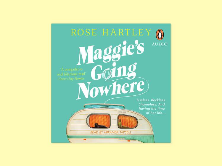 Miranda Tapsell reading 'Maggie's Going Nowhere'