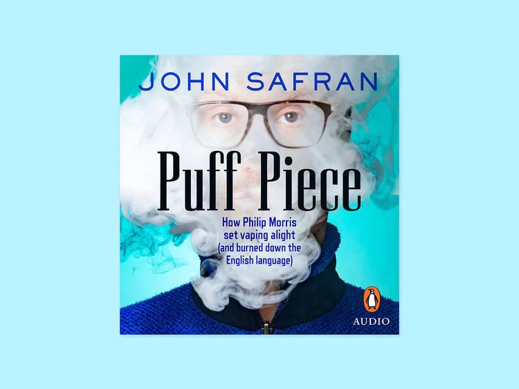 John Safran reading 'Puff Piece'