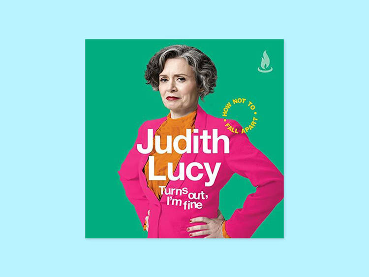 Judith Lucy reading 'Turns Out I'm Fine'