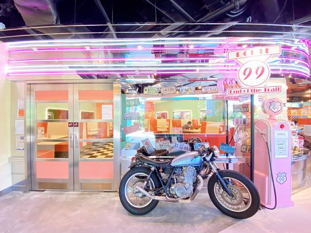 New pet-friendly American diner opens in Tseung Kwan O