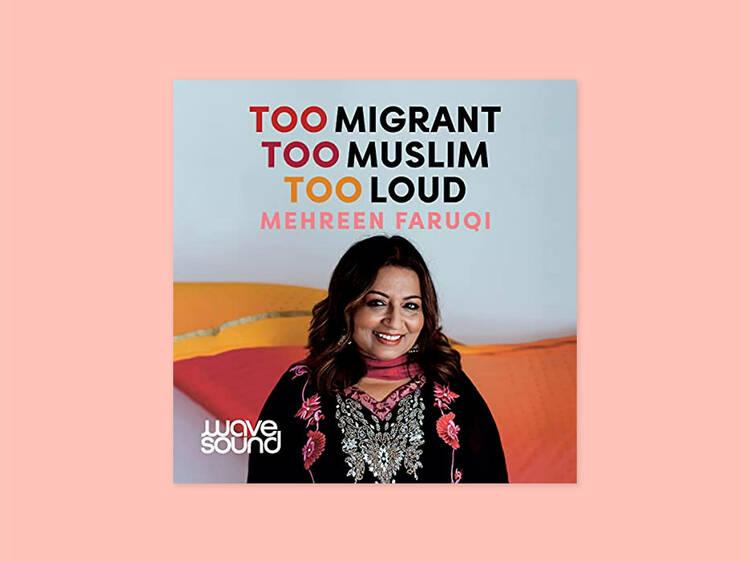 Mehreen Faruqi reading 'Too Migrant, Too Muslim, Too Loud'