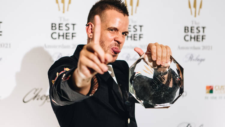 The Best Chefs Awards