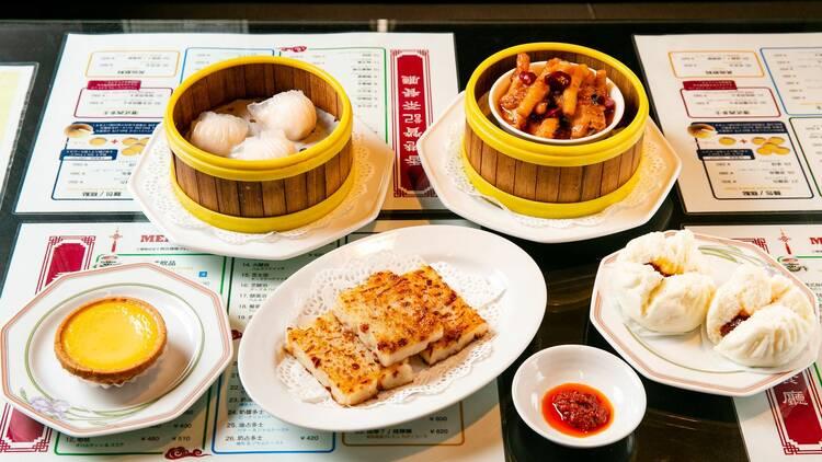 6 best dim sum restaurants in Tokyo