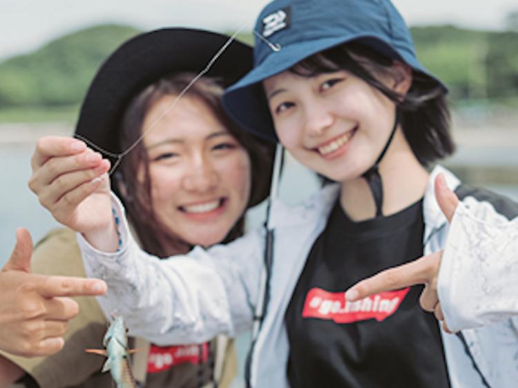 釣具DAIWAが初心者向けのフィッシングプロジェクトを発足