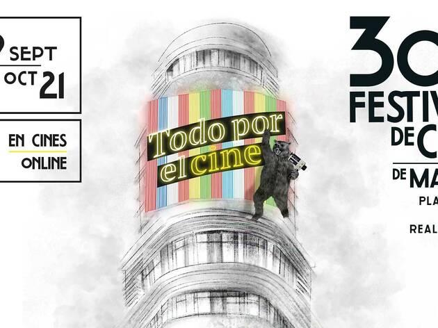Festival de Cine de Madrid (Varios espacios)