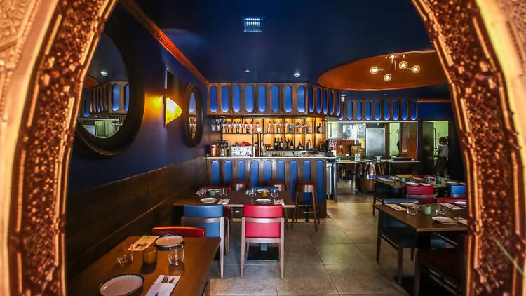 Restaurante, Cozinha Nepalesa, Oven