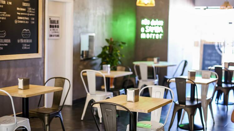 Restaurante, Cozinha Brasileira, A Lanchonete, Benfica