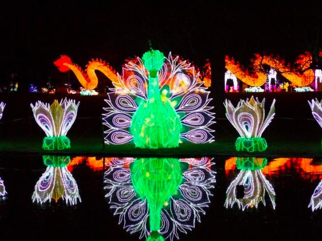 Lightopia will be illuminating Crystal Palace Park this Christmas