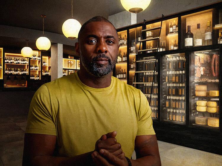 Hollywood polymath Idris Elba is opening a wine bar