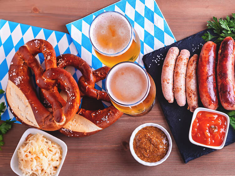 Here's where to celebrate Oktoberfest