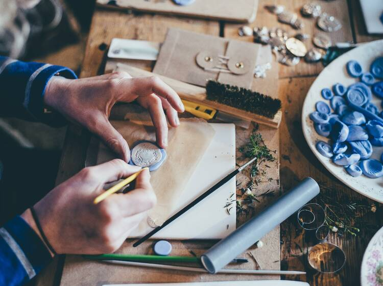Le marché artisanal Puces POP prévoit une vente massive avec 120 artisans pendant deux weekends