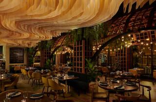Alla Vita dining room