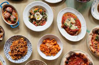 Alla Vita Italian dishes
