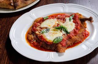 Alla Vita Chicken Parmigiana