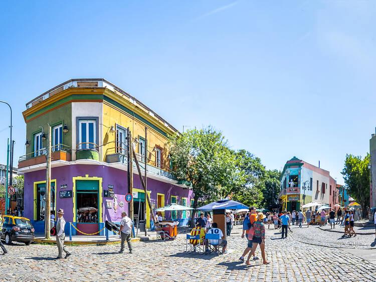 ブエノスアイレス(アルゼンチン)