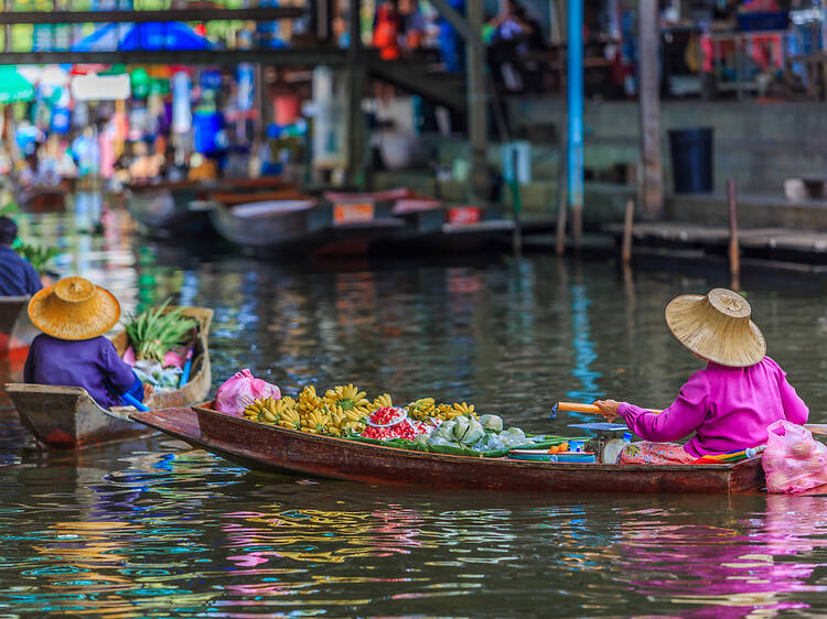 バンコク(タイ)