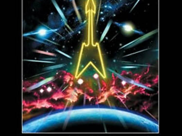'One More Time/Aerodynamic' by Daft Punk