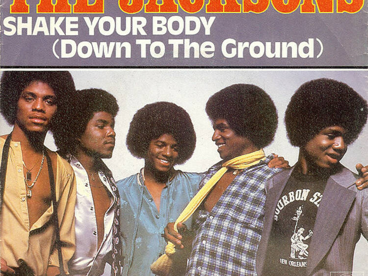 'Shake Your Body (Down to the Ground)' by The Jacksons