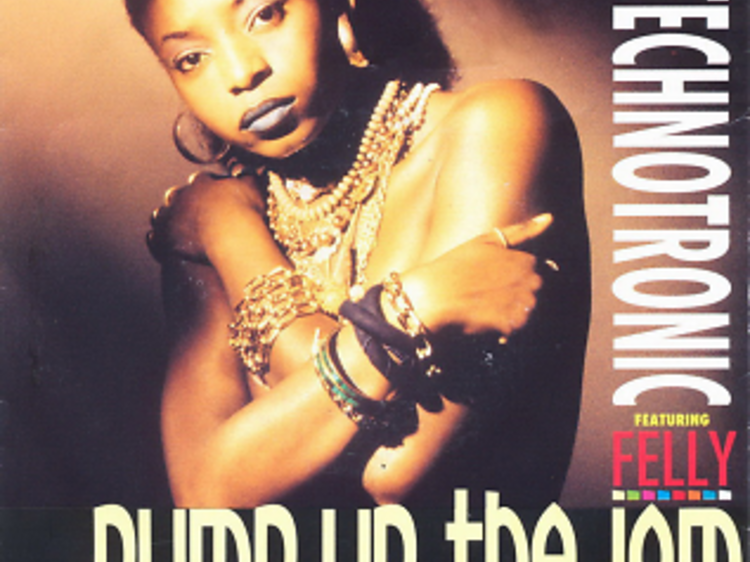 'Pump up the Jam' by Technotronic