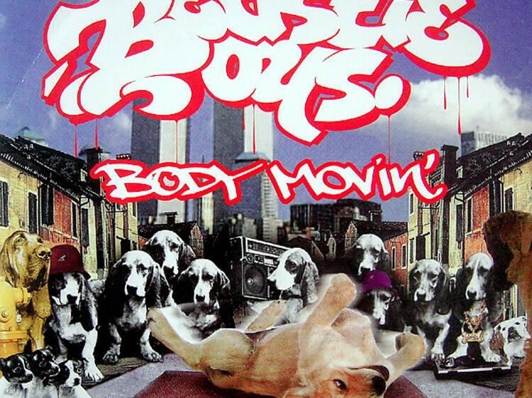 'Body Movin' (Fatboy Slim remix)' by the Beastie Boys